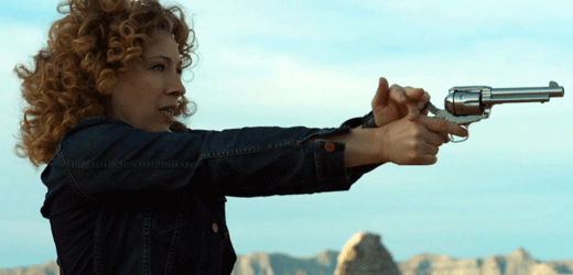 RiverSong With A Gun