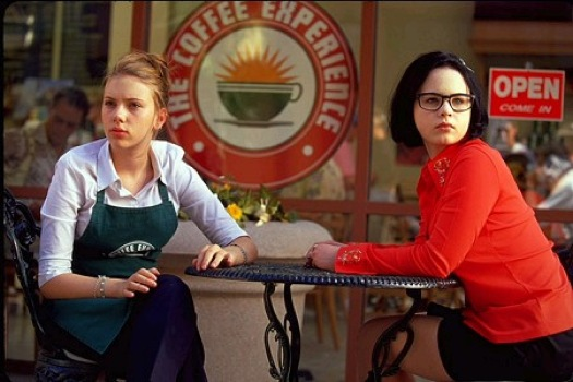 A Scene From Ghost World For No Reason